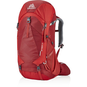 Gregory Amber 44 Backpack Women sienna red